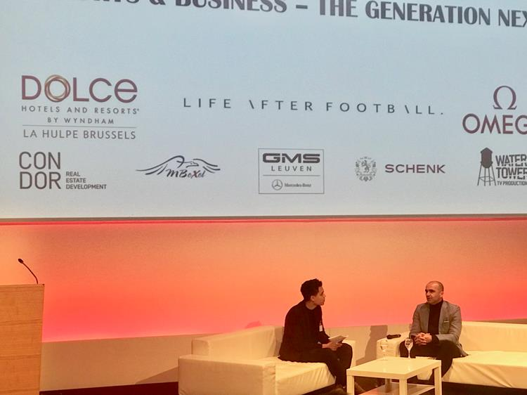 """Sport & Business – The Generation Next"""