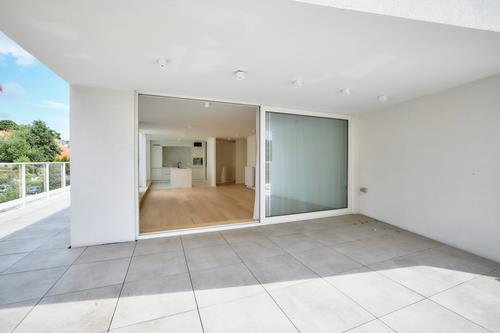 Penthouse in centrum Overijse te koop